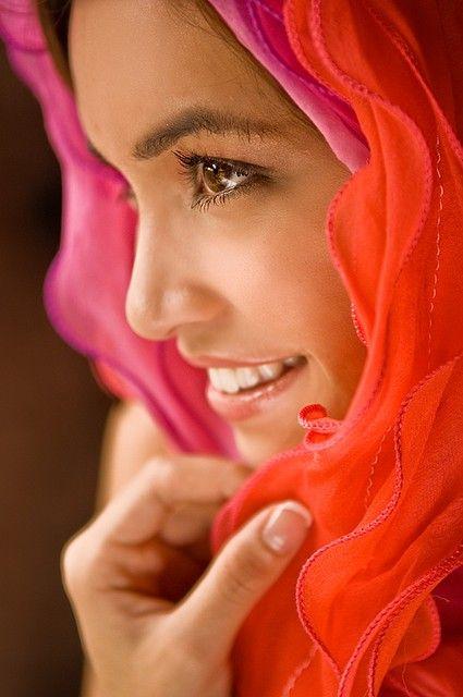Una sonrisa y una mirada que sonríen cambian el MUNDO :)