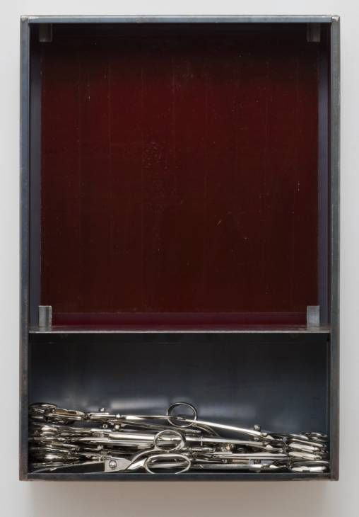 Jannis Kounellis 'Untitled (Scissors)', 2004 © Jannis Kounellis