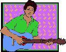 Free guitar sheet music