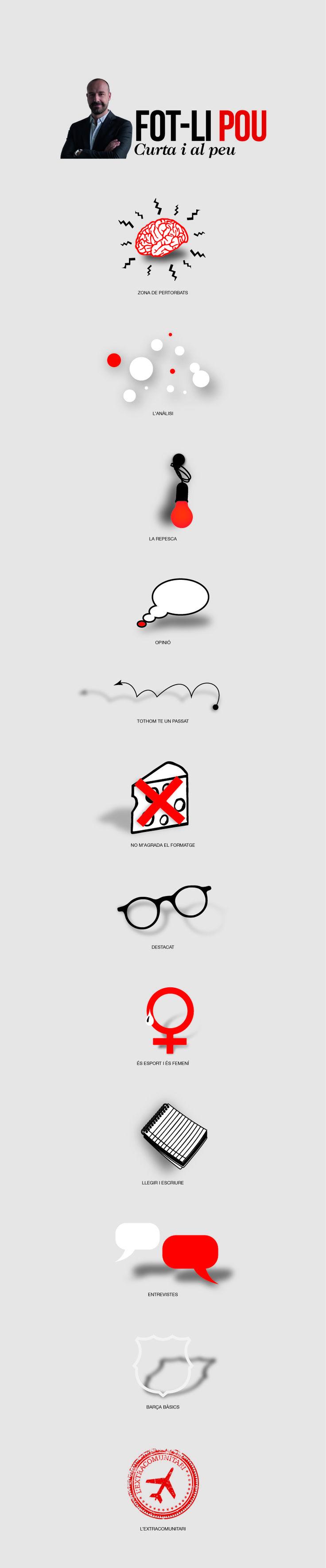Iconos para la web: www.fotlipou.com