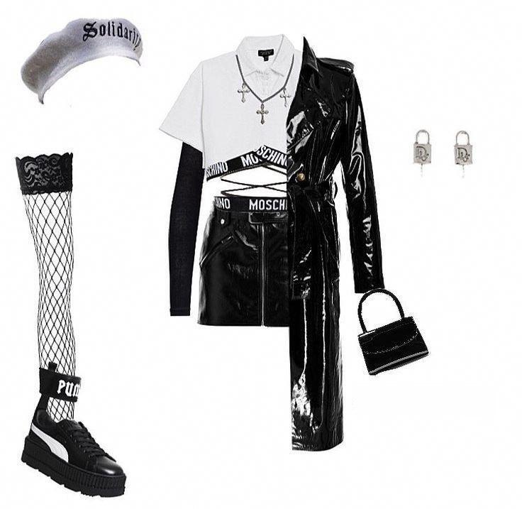Y N As Idol K Pop Kpop Fashion Outfits Fashion Outfits Retro Outfits