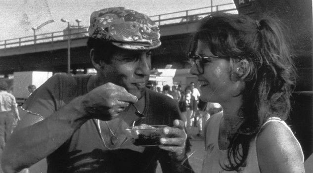 Claudia Mori con Adriano Celentano