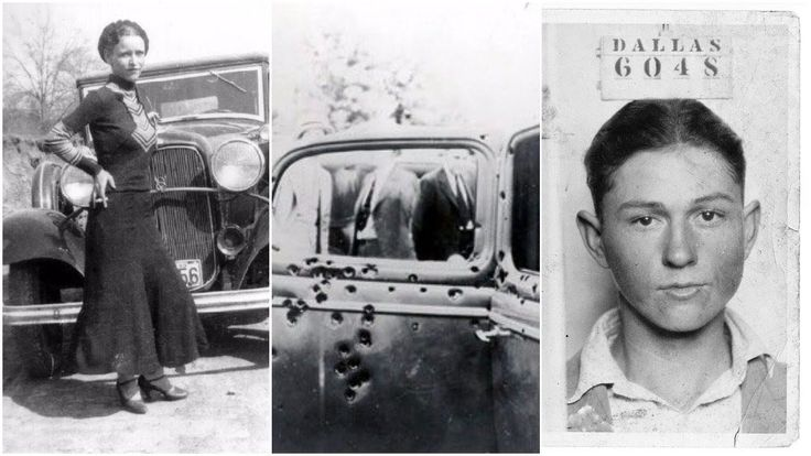25 Vintage Photos of Bonnie & Clyde in the 1930s   Bonnie ...