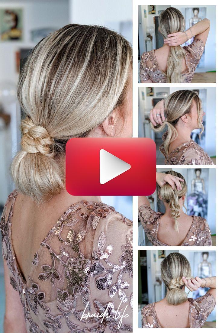 7 Schritte Frisuren Anleitung Eleganter Dutt Im Nacken Braids Life Frisurenanleitungeinfa In 2020 Frisuren Einfach Dutt Frisur Anleitung Frisur Hochgesteckt