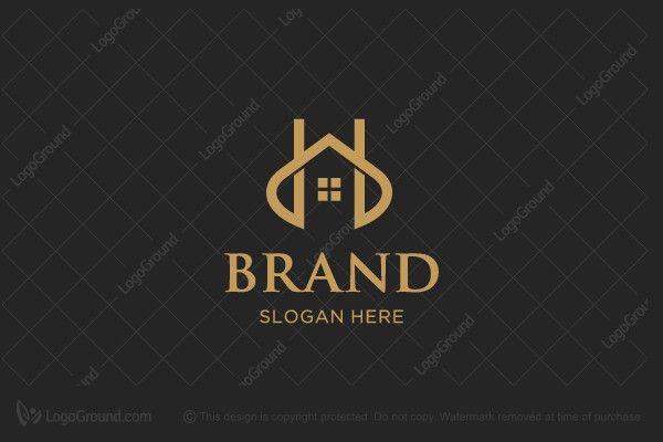 Logo for sale: H Home Logo