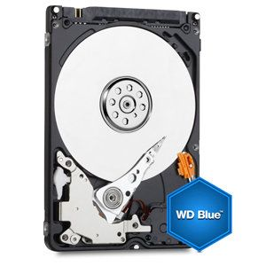 WD Blue 500GB  Mobile Hard Disk Drive – 5400 RPM SATA 6 Gb/s  7.0 MM 2.5 Inch  – WD5000LPVX