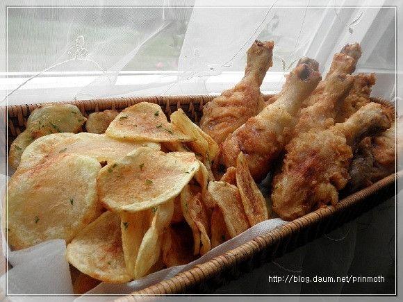 후라이드 치킨