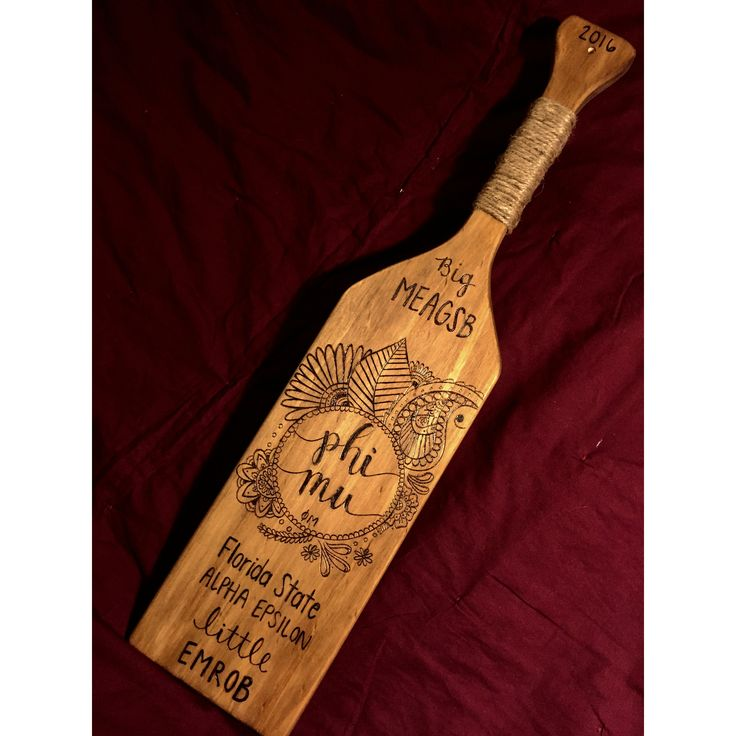 1597 best sorority paddles images on pinterest