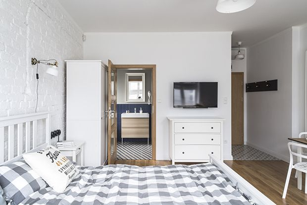 Sopockie apartamenty SOLO NA MOLO, projekt: Borysewicz i Munzar