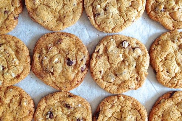 BROWN BUTTER CHOCOLATE CHIP COOKIES WITH PECANS: JOY IN THE KITCHEN