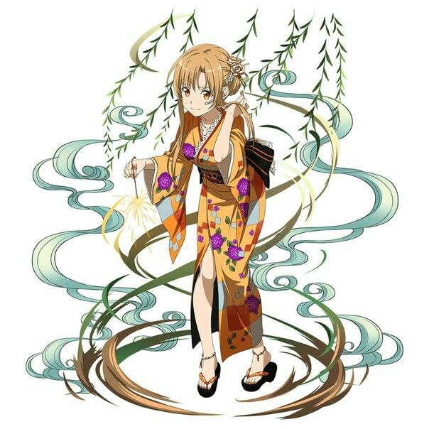Asuna(SAO)