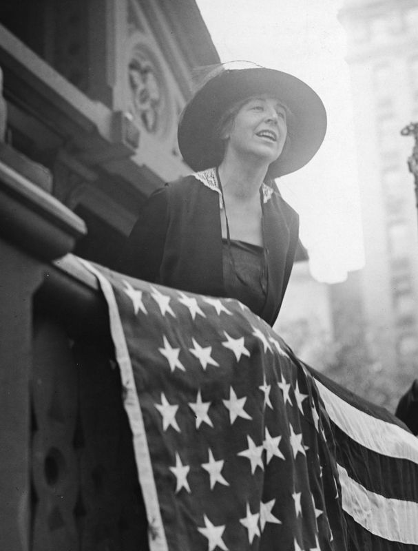 Jeannette Rankin: First Woman in Congress