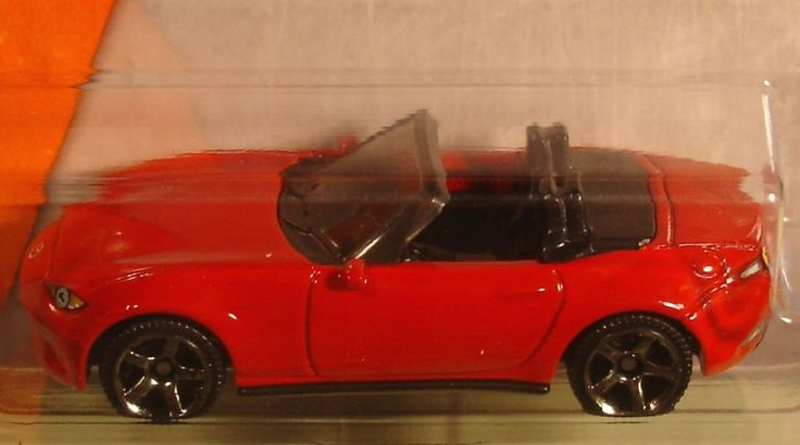 Awesome Mazda 2017: Matchbox '15 Mazda MX-5 Miata red  #3 2016