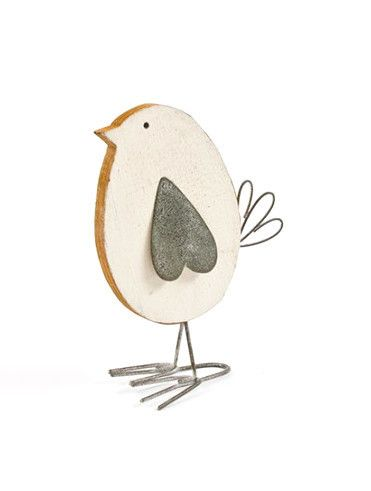 Beautiful Wooden Bird