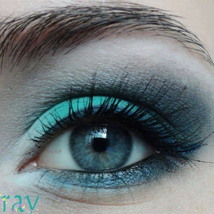 377 best images about Eyeshadow Art on Pinterest | Purple ...