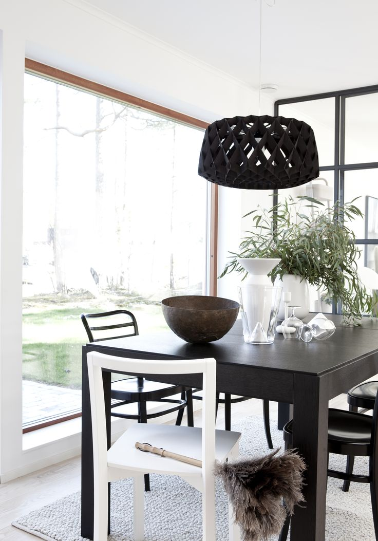Table in dining area in house from BLOOC