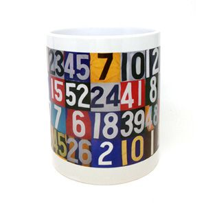Footy Coffee Mug $25 - Melbournalia