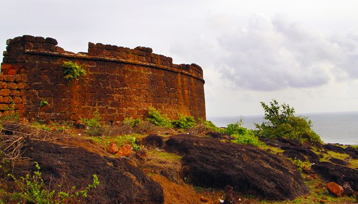 Famous Fort to Visit in Goa