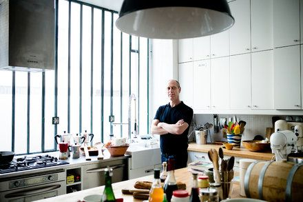 A Tour of Pastry Chef David Lebovitzs Home Kitchen in Paris