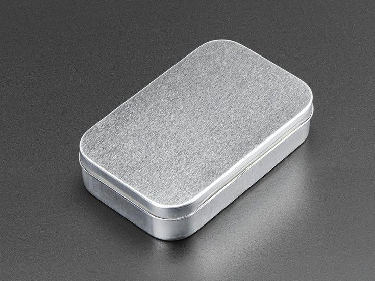 Altoids mints sized tin ID: 97 - $2.50 : Adafruit Industries, Unique & fun DIY electronics and kits