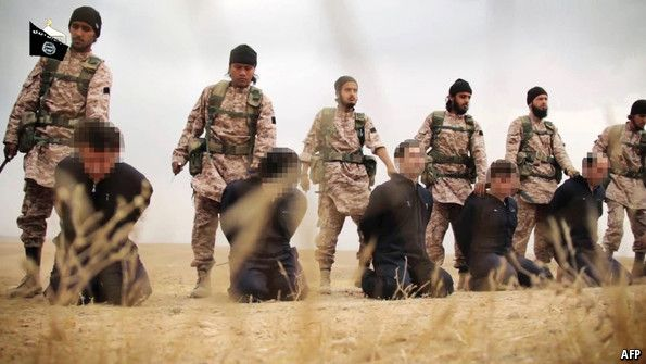 THERE is no cause yet for cheer, but for the first time since last summer's blitzkrieg by Islamic State (IS) the news from Iraq and Syria has been less than...20/11/14