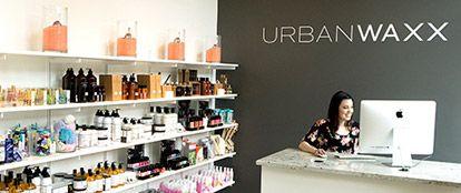 Urban Waxx Eugene. Retail love.