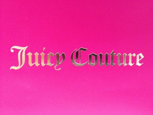 fashion glam juicy juicy couture pink