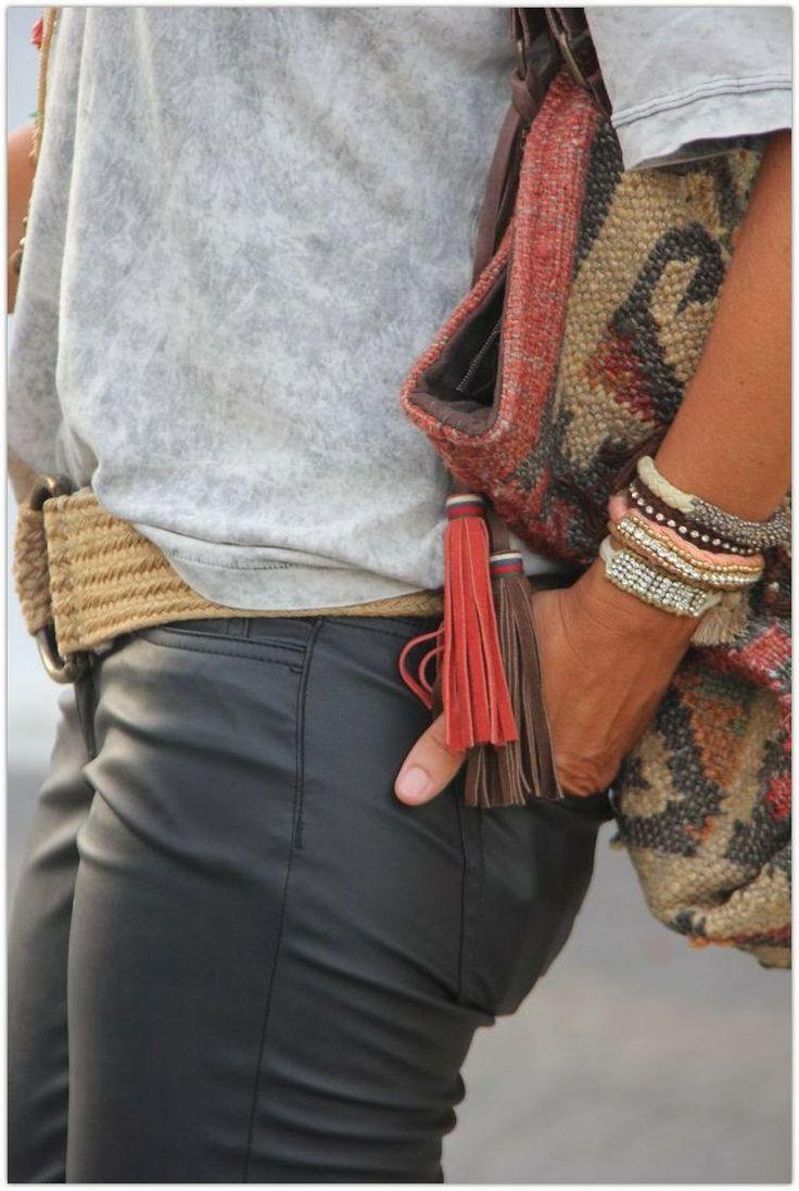 Art Symphony: The Leather Pants