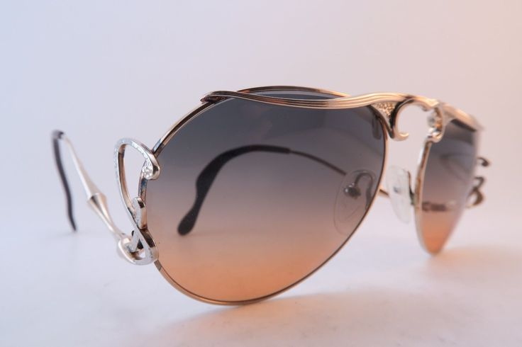 Vintage 80s Colani Design sunglasses Mod 1053 size 56-18 made in Italy | eBay