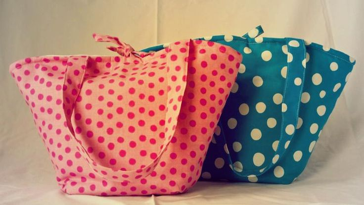 Como hacer bolsos y carteras de tela - Imagui