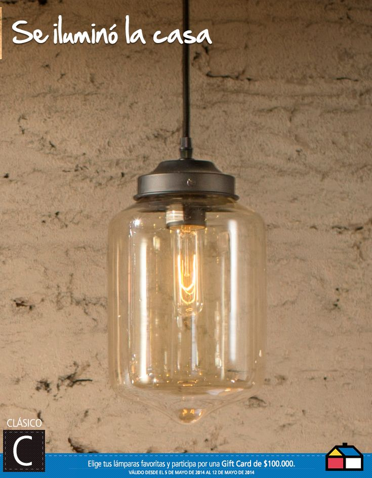 Se iluminó la casa #concursoGENIALES LAS LAMPARAS ,ME ENCANTARON ES DIFICIL ELEGIR UNA SOLA <3 <3 <3