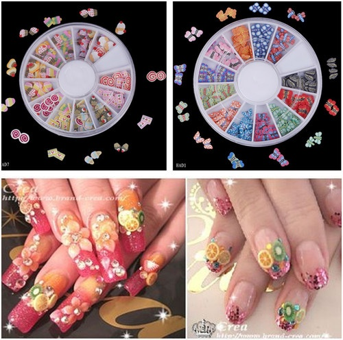 22 best polymer clay donna kato images on pinterest modeling polymer clay fimo nail art ebay prinsesfo Image collections