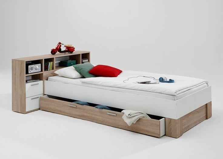 Die besten 25 kinderbett jugendbett ideen auf pinterest for Jugendzimmer couch bett