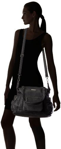 timi & leslie Abby 7-Piece Diaper Bag Set, Black - Click image twice for more info - See a larger selection of diaper bags at http://zbabyproducts.com/product-category/diaper-bags/ - baby, infant, nursery, child, kids, baby outdoor, toddler, baby products, baby gift ideas.