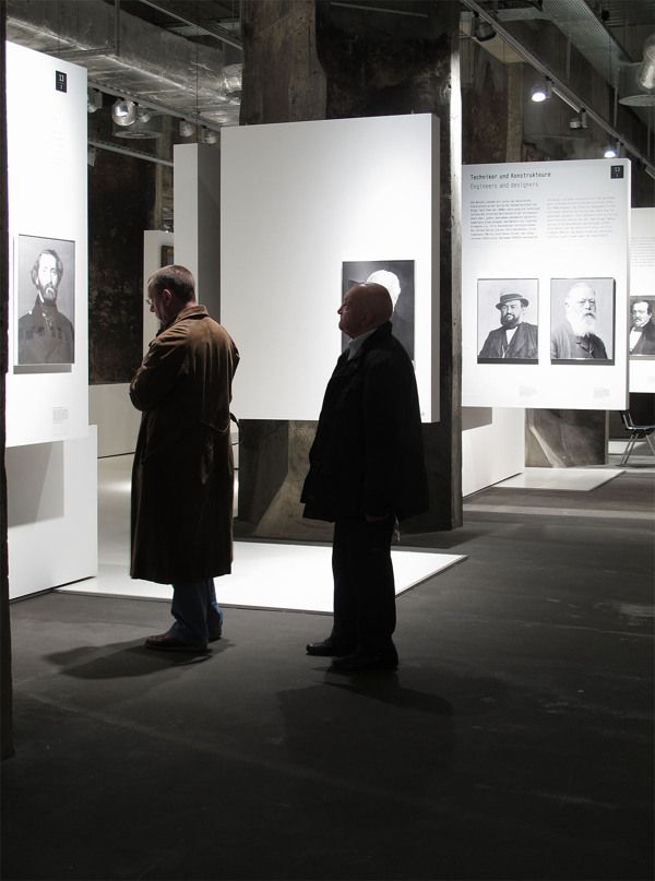 200 years of Krupp - a survey of the myth on Behance