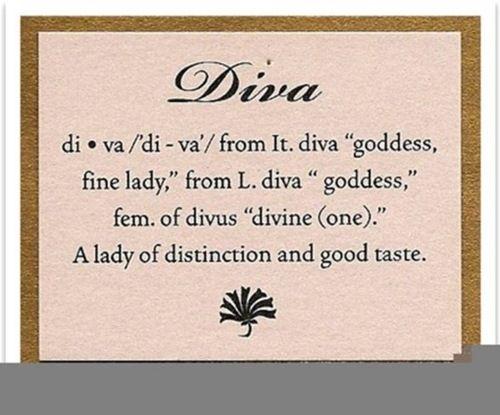 Funny Diva Quotes Quotes