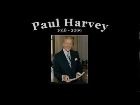 If I Were the Devil - (BEST VERSION) by PAUL HARVEY audio restored