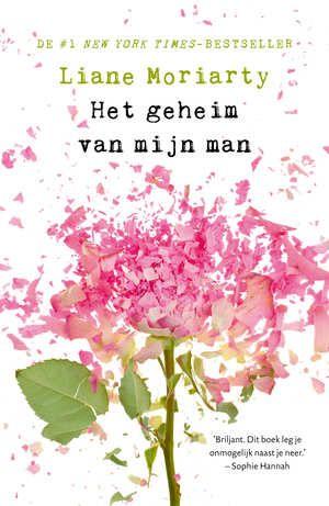 Het Geheim Van Mijn Man-Liane Moriarty-boek cover voorzijde