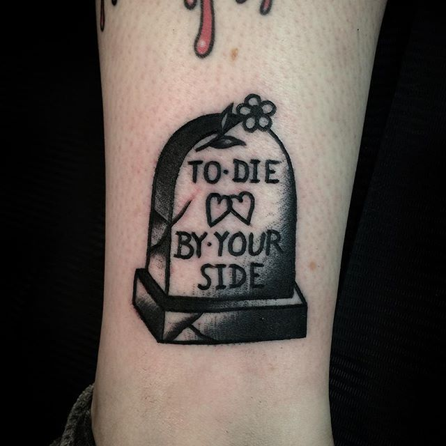 Done at @foreverstpauli . Thanks Linda! I love to do #thesmiths #morrissey…