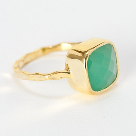 Terrain Squared Chrysophase RingFancy Accessories, Finish Touch, Pretty Baubles, Fashion Accessories, Chrysophas Rings, Jewels, Rings Shopterrain, Bangles Bracelets, Bangle Bracelets