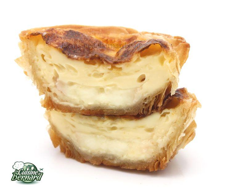 La Cuisine de Bernard : Tartelettes salées Époisses et Maroilles