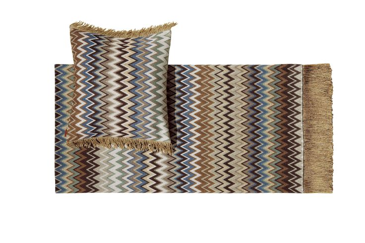 Buy Margot throw by Missoni Home - Made-to-Order designer Accessories from Dering Hall's collection of Contemporary Throws.