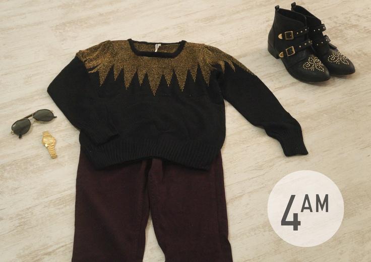 sweater 4AM
