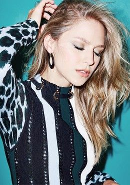 Melissa Benoist for Marie Claire Indonesia October 2017