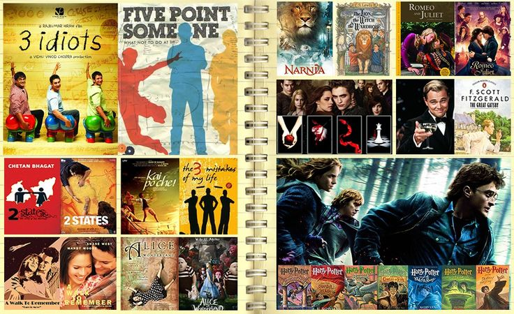 10 Movies Which Are Inspired By Novels
