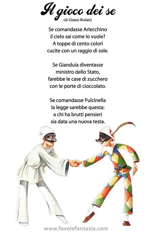 Arlecchino e Pulcinella