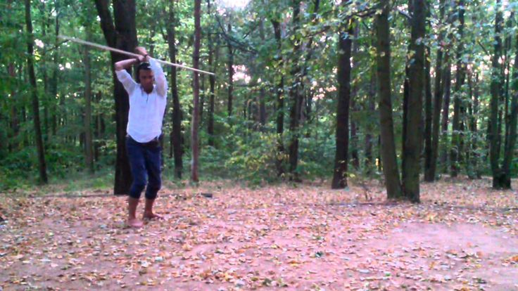 Adam Michal - Martial Arts 01/07/2015 - Forests Troja Prague ( my birthd...