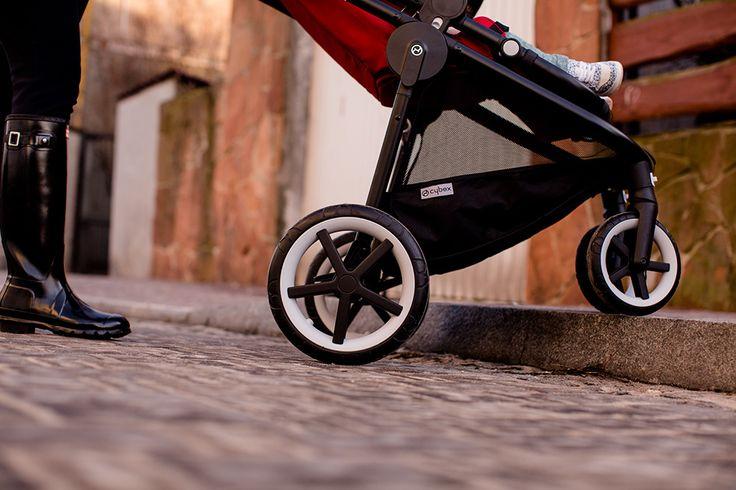 wózek cybex