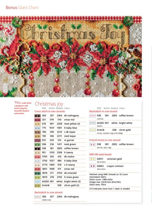 (5) Gallery.ru / Фото #65 - Cross Stitch Collection №267 2016 - Chispitas
