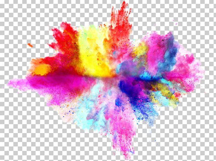 Color Stock Photography Explosion Png Color Computer Wallpaper Desktop Wallpaper Dust Dust Explosion Holi Colors Color Splash Effect Floral Wallpaper